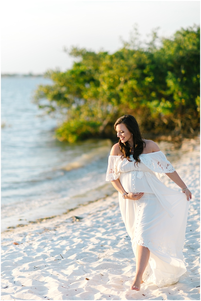 ashley | tampa beach maternity photographer » marissa moss